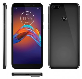 Alleged Moto E6 Play