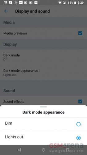 Twitter pentru Android primește în sfârșit modul OLED-friendly