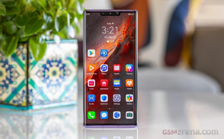 Huawei Mate 30 Pro Officially Makes Its Way To Europe Sortof