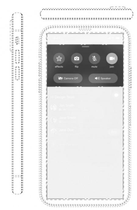 gsmarena 003 - آبل تسجل براءة اختراع آيفون بدون نوتش.. فهل تستخدمه في آيفون العام المقبل ؟