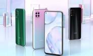 Huawei nova 7i akan hadir pada 14 Februari