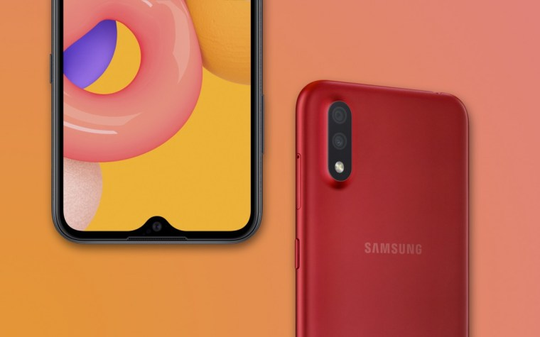 Samsung Galaxy A01 receives Android 11 and One UI 3.0