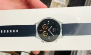 Here's the retail box of the Xiaomi Watch Color, specs in tow