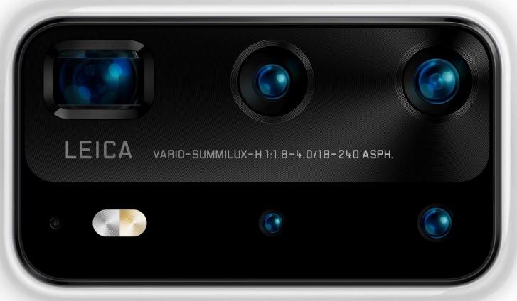 Bocoran kamera Huawei P40 Pro