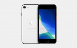 Leaked renders of Apple iPhone 9