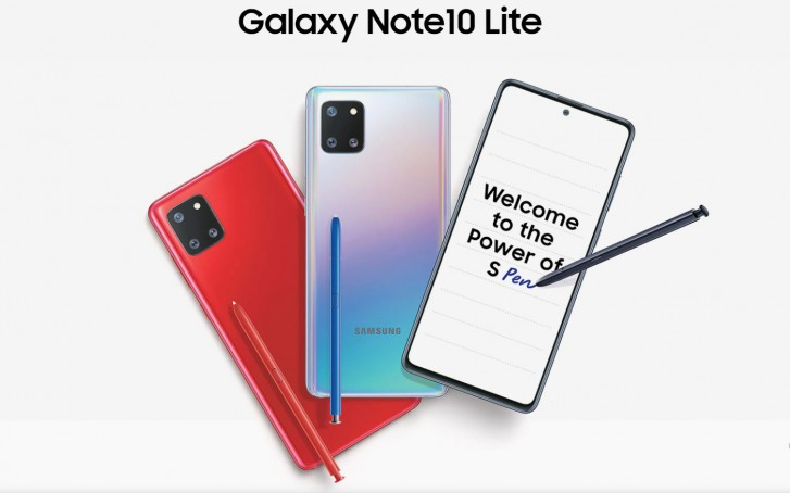 Samsung Galaxy Note 10 Lite Specs and Price – Annshub