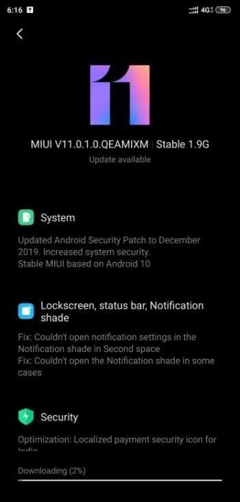 Xiaomi Mi 8 receives stable Android 10 - GSMArena.com news