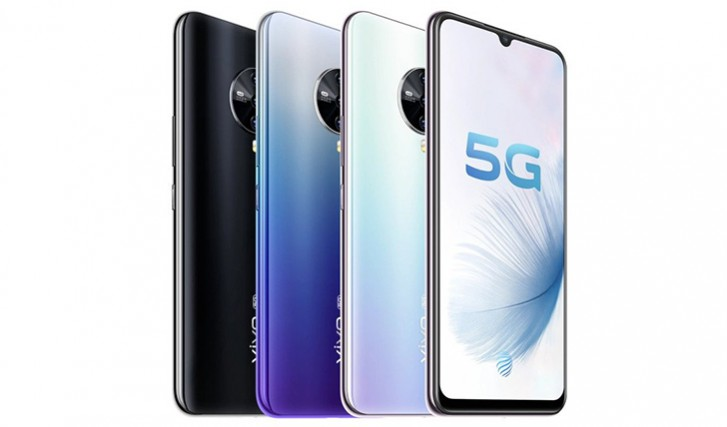 vivo S6 5G announced with 6.44'' AMOLED display, Exynos 980 SoC and quad cameras