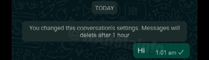 WhatsApp sẽ sớm mang đến những tin nhắn tự hủy