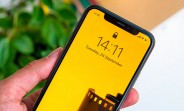 Schematic of Apple iPhone 12's smaller notch leaks