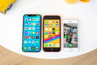 Apple Iphone Se 2020 In For Review Gsmarena Com News