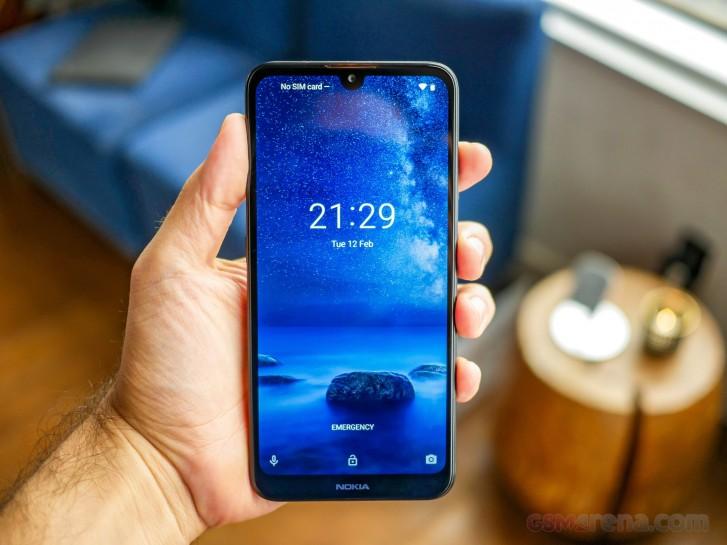Nokia 3.2 mendapat pembaruan Android 10