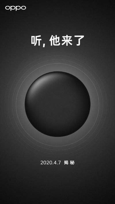Oppo akan memperkenalkan perangkat audio baru pada 7 April