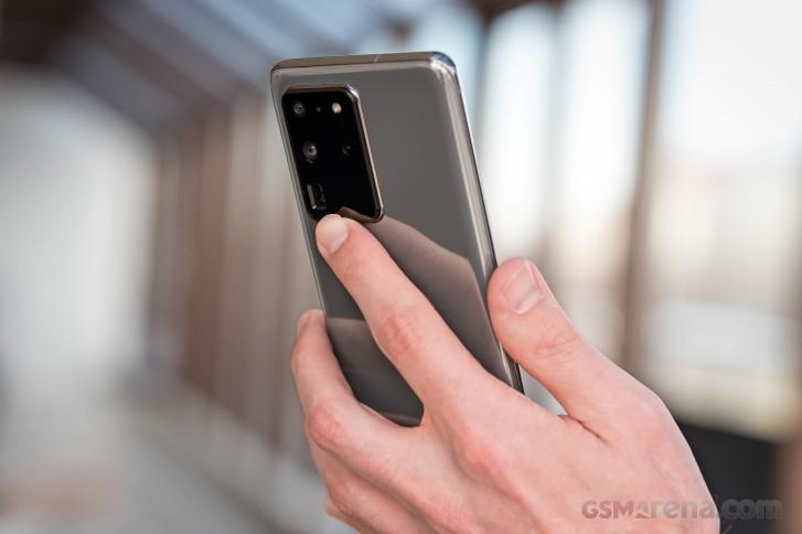 Samsung Galaxy S20 Ultra dijual jauh lebih baik dari yang diharapkan