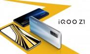 iQOO Z1 anunțat: Dimensiune 1000+ SoC, ecran de 144Hz și cameră triplă de 48MP