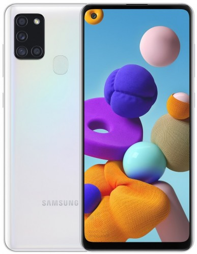 Samsung Galaxy A21s: specs, price and rendering leak