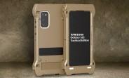 Samsung anunță Galaxy S20 Tactical Edition