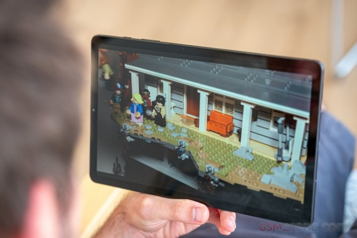 Samsung Galaxy Tab S6 Lite Hands On Review Gsmarena Com News