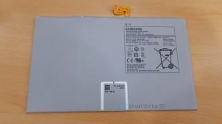 Samsung Galaxy Tab S7+ battery photos
