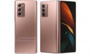 Samsung Galaxy Z Fold 2 5G press leaks