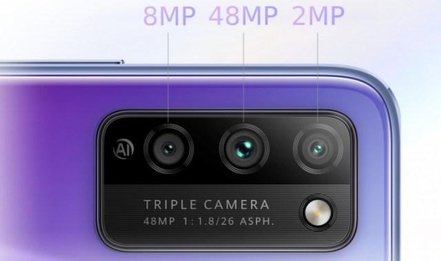 Honor 30 Lite este oficial cu ecran de 90 Hz, chipset Dimensiune 800 și cameră de 48 MP