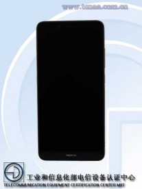 Nokia TA-1258 on TENAA