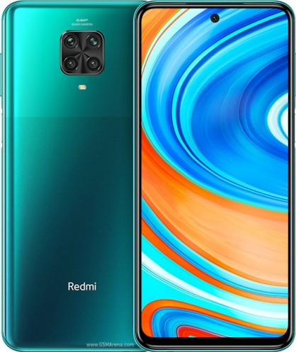 Redmi Note 9 Pro (global variant)
