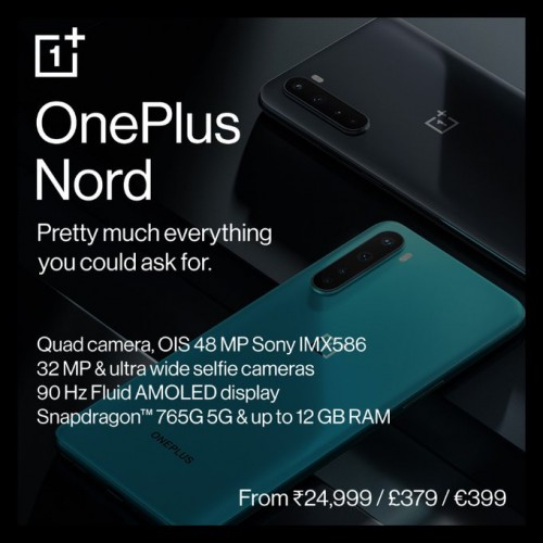 Weekly poll: is the OnePlus Nord your next phone or just overhyped?