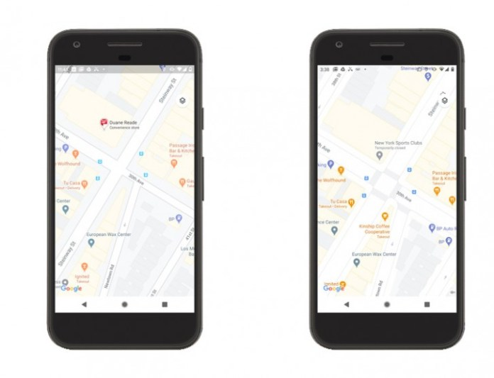 Google Maps get more detailed in a colorful update