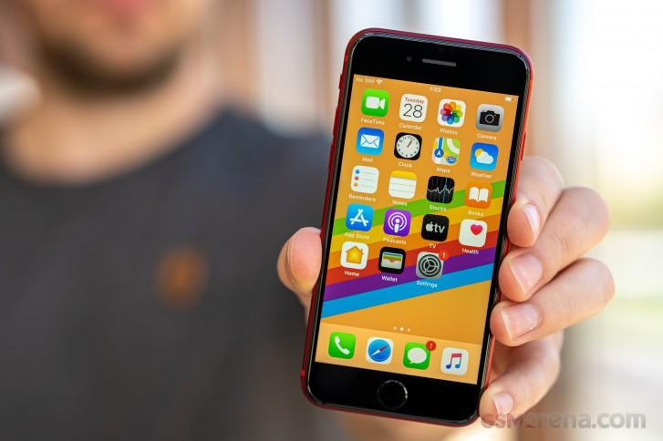 iPhone SE (2020) sekarang dirakit di India