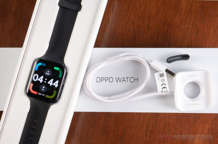 News 20 08 Oppo Watch Hands On review