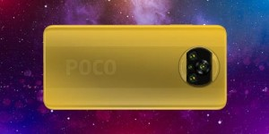 Empat kemungkinan desain untuk Poco X3