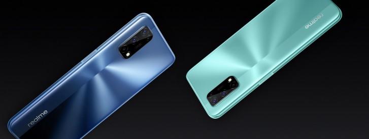 Realme V5, bugüne kadarki en ucuz 5G akıllı telefon olarak geliyor