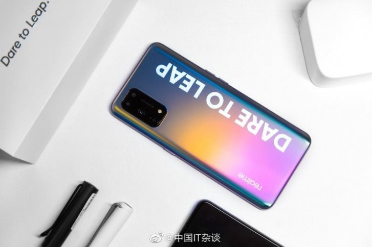 Realme X7 Pro to have a Special Version with Snapdragon 860