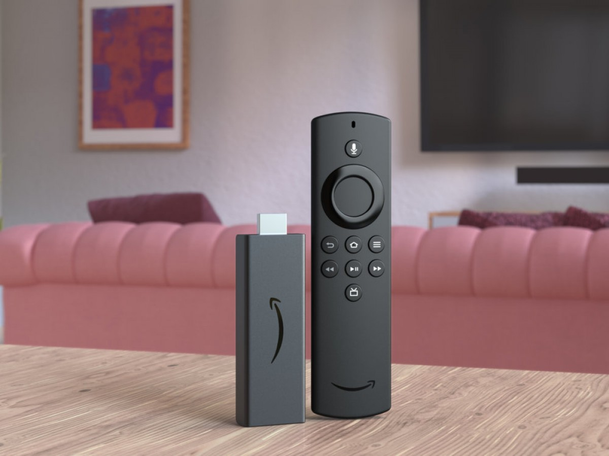 Amazon announces new Fire TV Stick and Fire TV Stick Lite