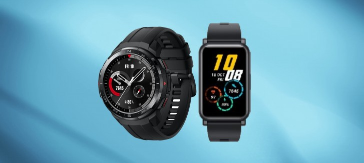 Honor Watch GS Pro & Honor Watch ES