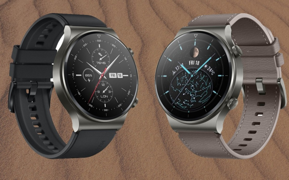 Huawei Watch GT2 Pro review