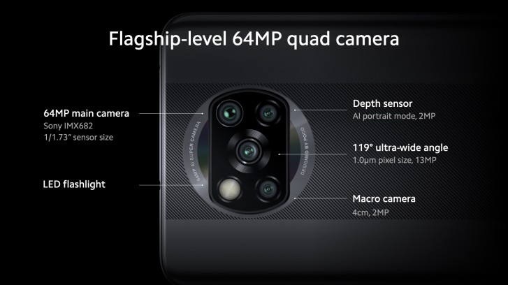 Poco X3 NFC, Snapdragon 732G ile resmidir