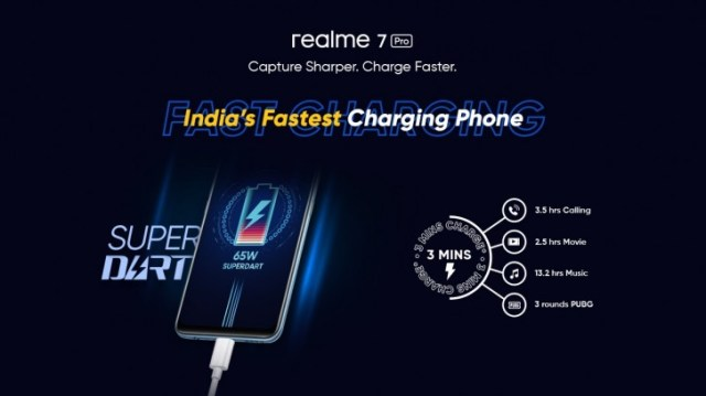 Watch the Realme 7 and 7 Pro