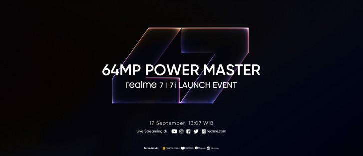Realme 7i leckt mit Snapdragon 662 und kommt offiziell am 17. September an