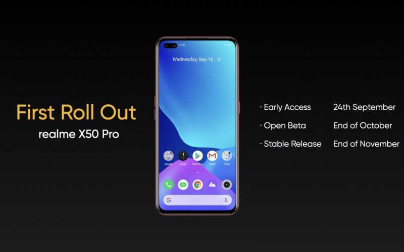 Realme UI 2.0 detailed, will bring third-party launchers and improved Dark Mode