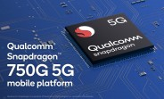Snapdragon 750G unveiled with mmWave 5G support, AI noise suppression