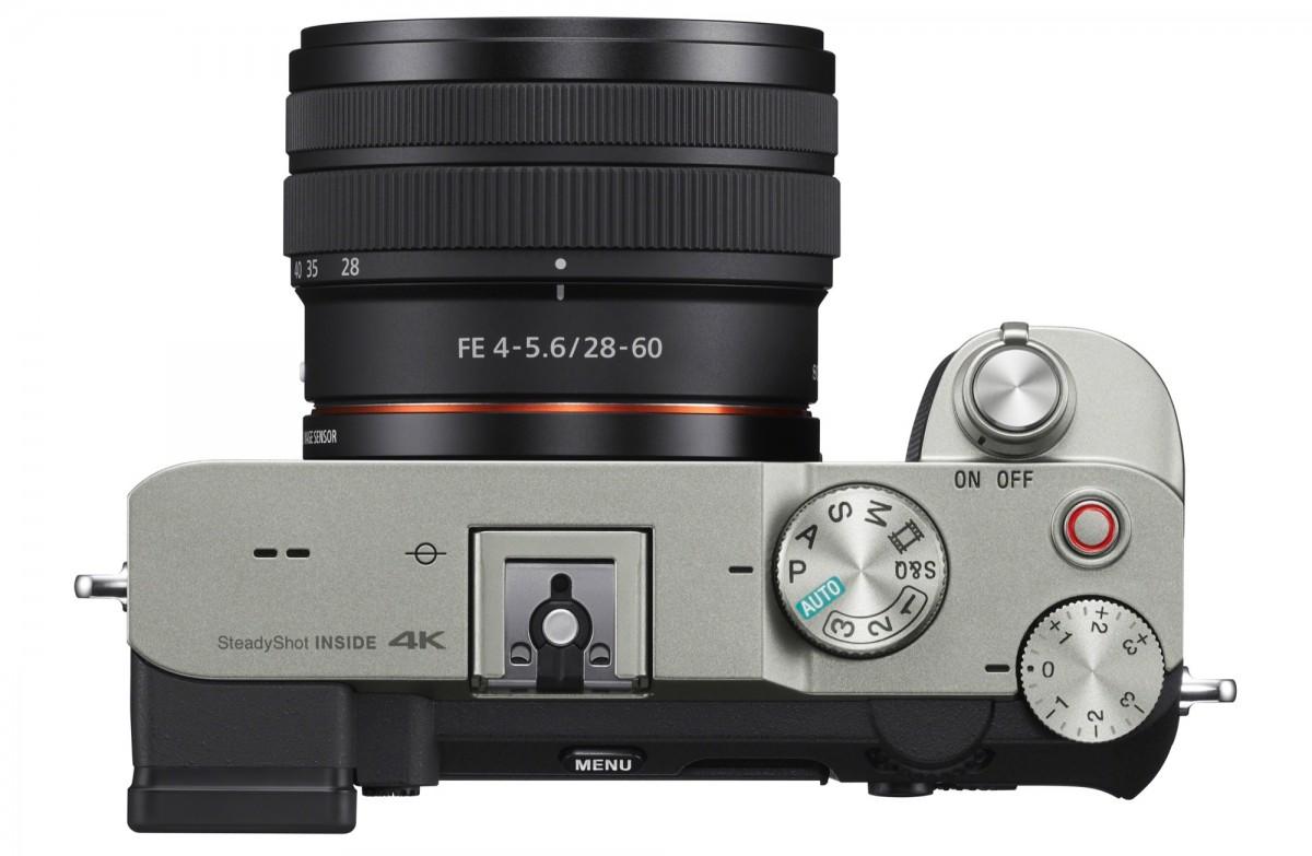 Sony meluncurkan A7C, kamera full-frame kompak seharga $ 1.800