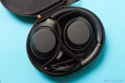Sony WH-1000XM4 wireless noise-canceling headphones review