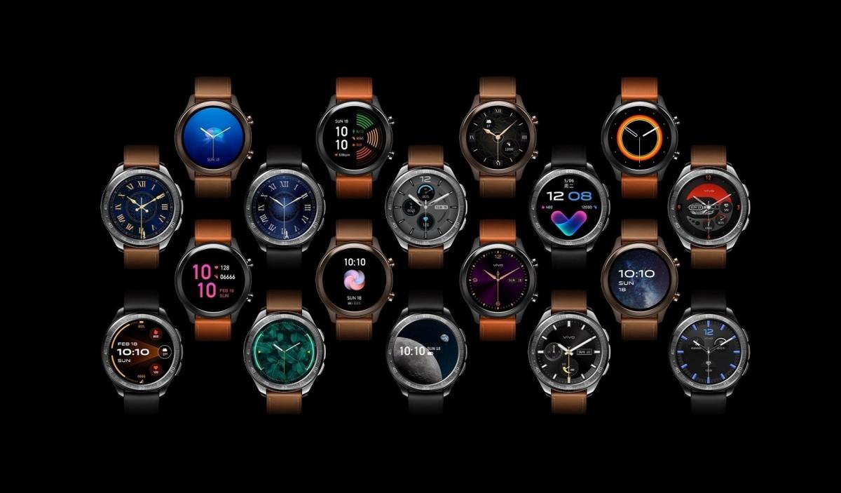 Jam tangan vivo pertama