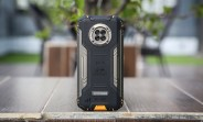Doogee S96 Pro rugged smartphone launches with infrared night vision