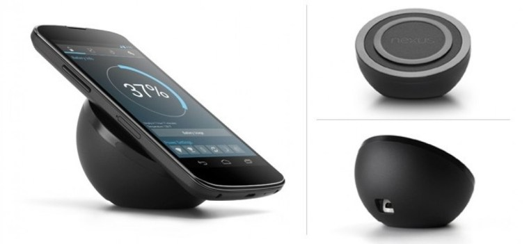 The LG-made Nexus 4 was the first Android to support Qi wireless charging