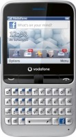 The Vodafone 555 Blue - a Facebook-connected feature phone with QWERTY keyboard