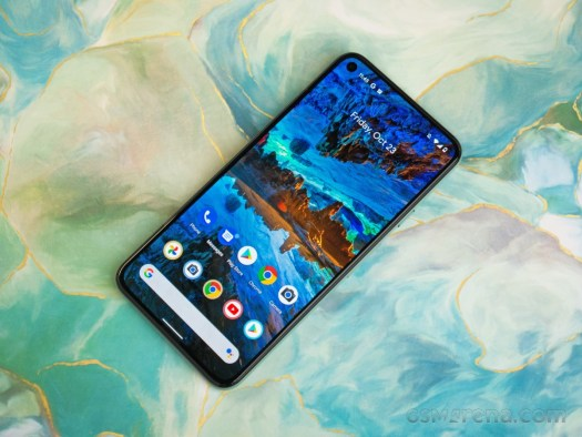 Google Pixel 5 teardown video offers a bit more context for the screen gap issue