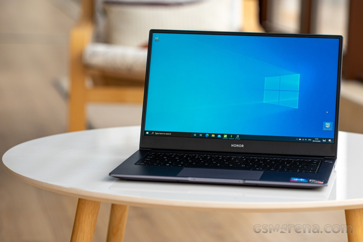 Honor MagicBook 14 with Ryzen 5 4500U review